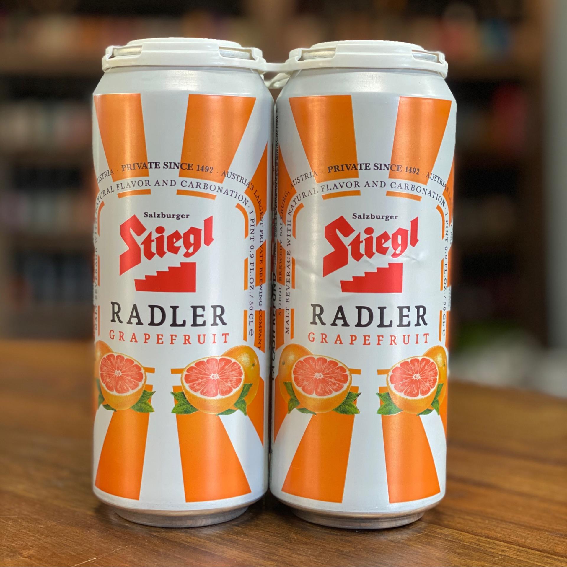 Radler is Back! Beer and wine specials...
