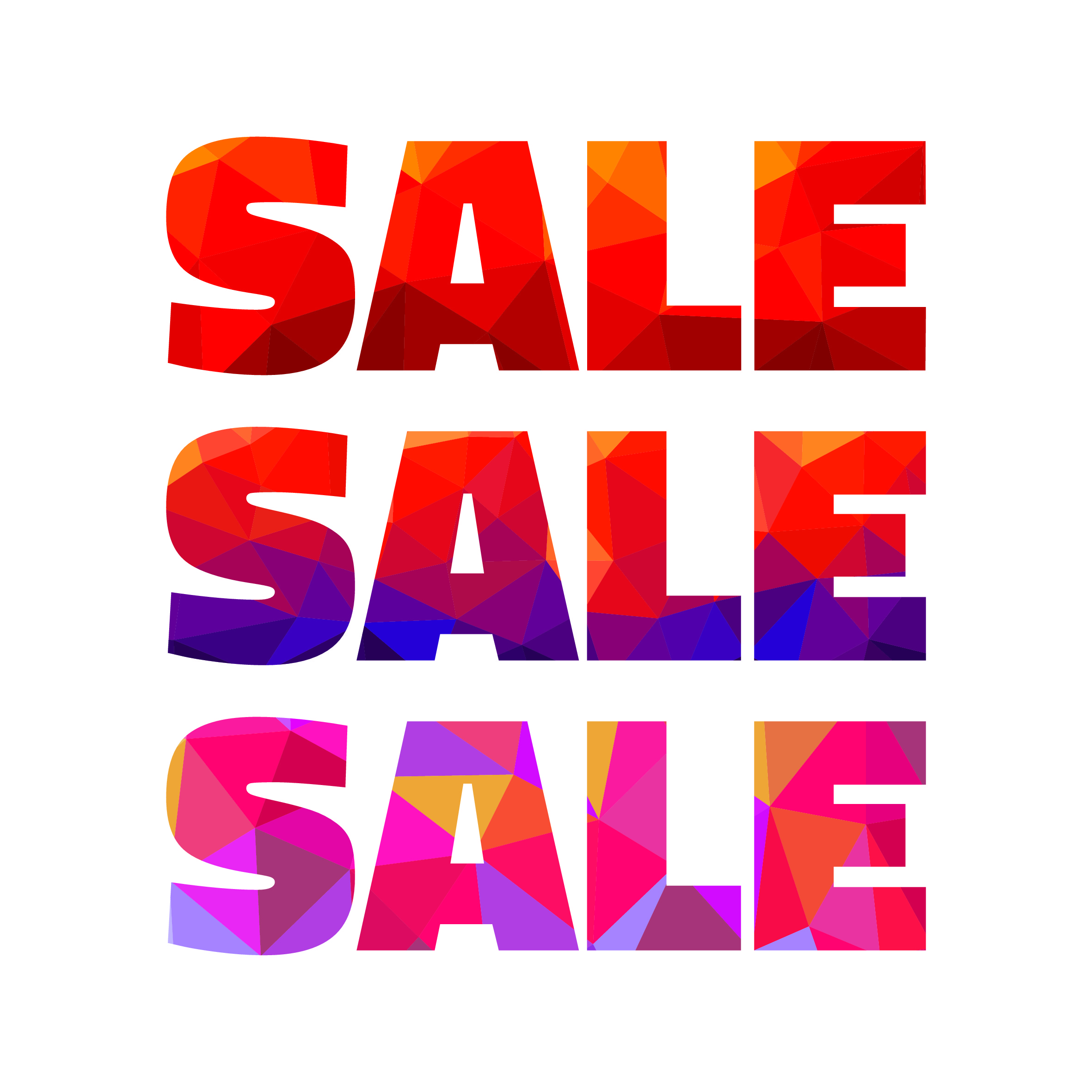 ONLINE ONLY SALE May 4th-6th!